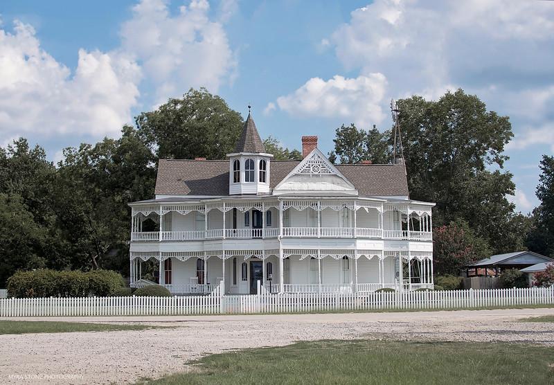 John Blue House