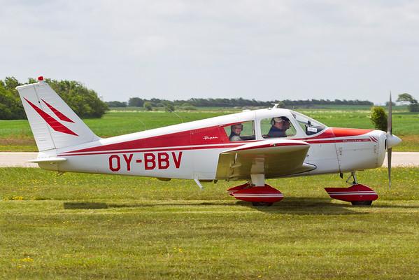 OY-BBV - Piper PA-28-140 Cherokee