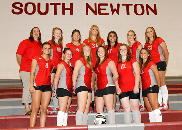SNHS Volleyball Team 2010