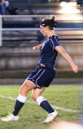 2011 Oakwood Varsity Girls Soccer vs Brookville