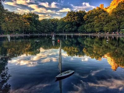Landmarks, Mood, Central Park