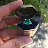 3.08ct Vintage Emerald Solitaire, by Tiffany & Co 25