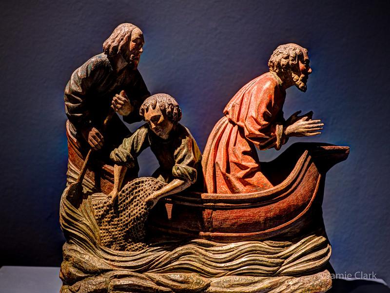 Rub-a-dub dub. Suermondt-Ludwig-Museum. Aachen, Germany