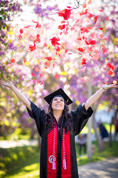Stephanie V Graduation Photos