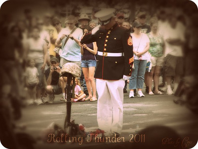 Annual Rolling Thunder Event