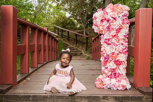 Baily's 1st Bday Shoot