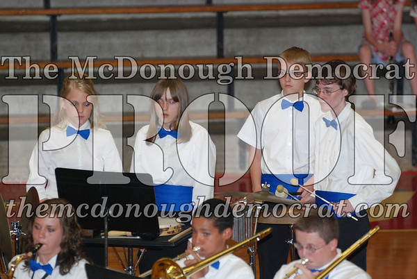 Spring Band Concert JH 05-01-08