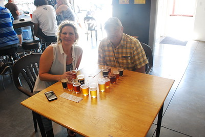 5-8-16 Brewery Tour