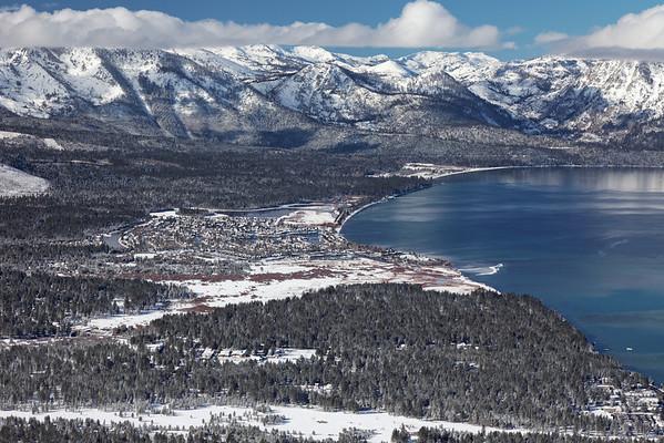 Tahoe, December 2012