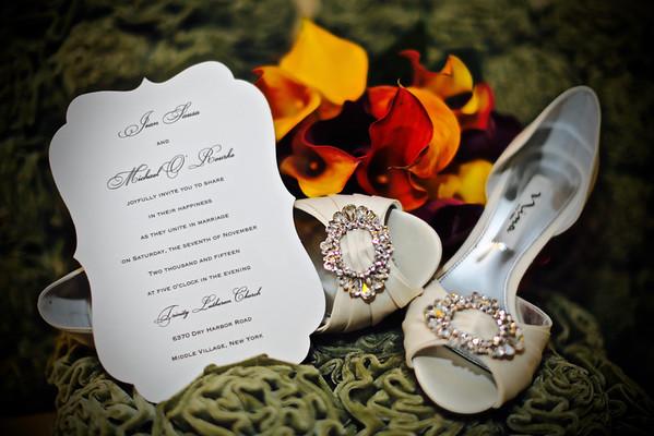 Jeannie & Mike O'Rourke Wedding