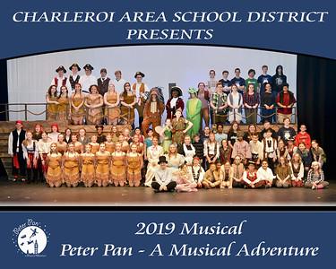 2019 CASD Musical Peter Pan