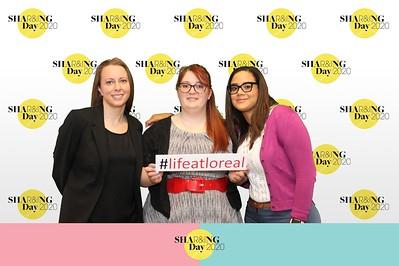 L'Oréal ShaR&Ing Day 2020