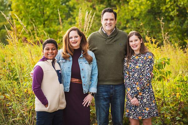 Downey Family 2019
