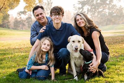 L Rogan Family 2018