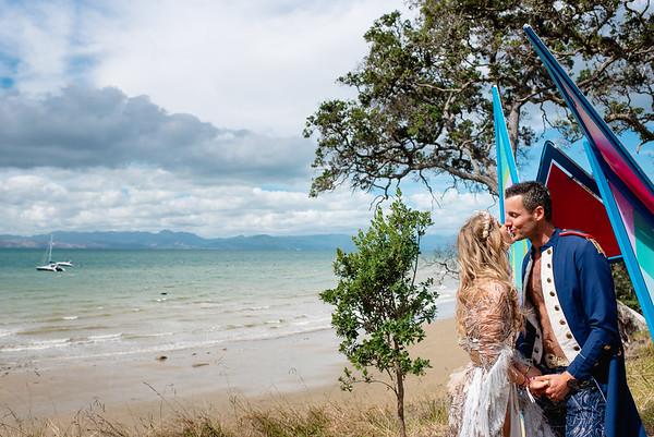Splore festival Wedding