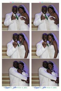 NY - 7-5-14 - Raynel and John Wedding