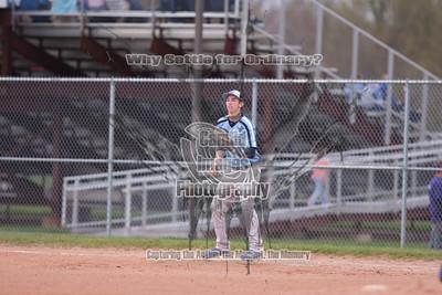 Varsity Baseball 12May14 vs Watertown