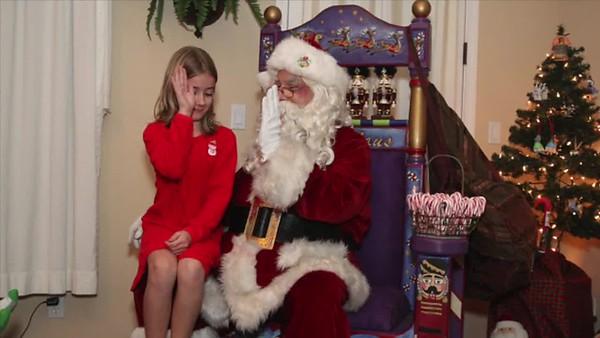 Santa Albert | Santa Visits | Santa Albert Visits