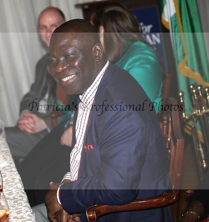 Senator Ike Ekweremandu visit to Washington DC