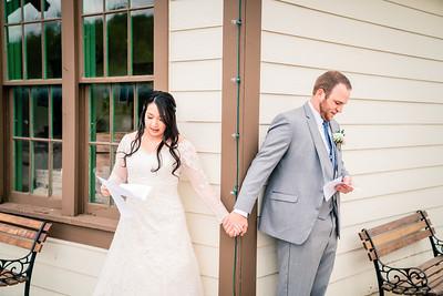 Taron & Anne-Claire Wedding