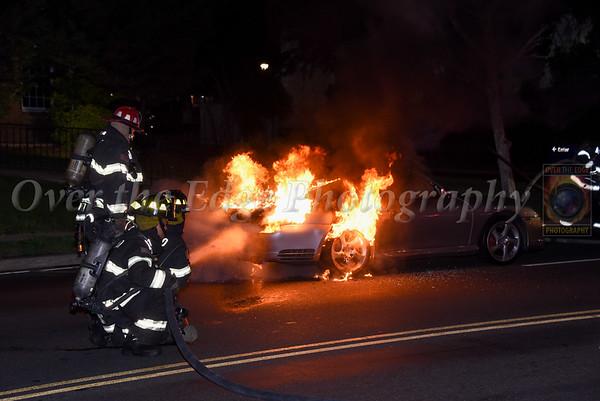 Jericho Car Fire 06/23/2021