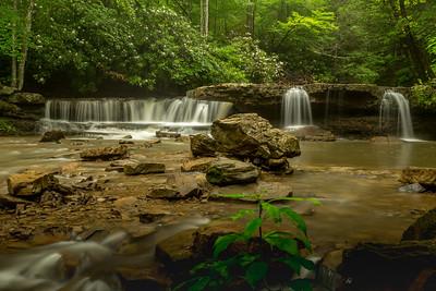 Mash Fork Falls_WV