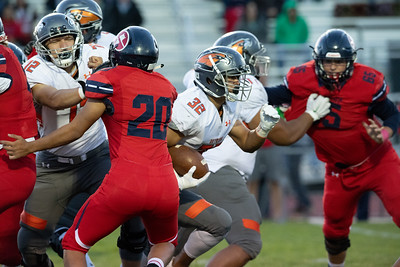 2018 Skyridge Football VS Springville VIDEO by Bill