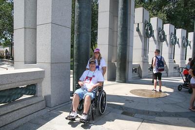 FD-F45-WWII-Korea-Vietnam Memorials