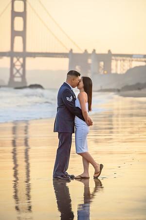 Alvin & Allison Engagement Session 9/2/19