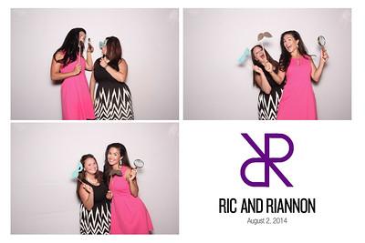 Ric + Riannon