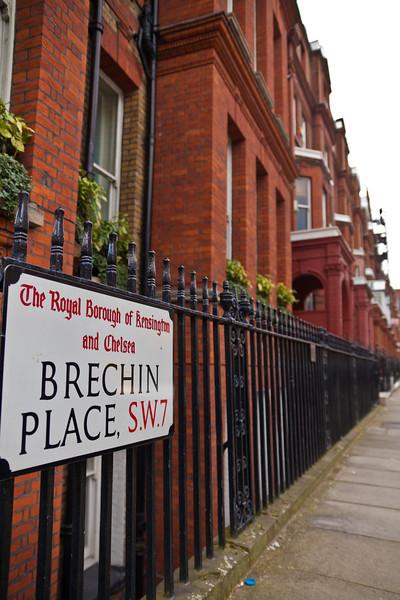 7 Brechin Place