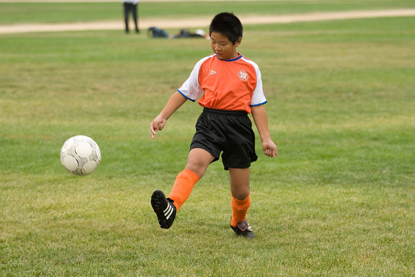 2008 AYSO Gladiators Soccer