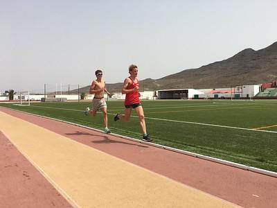 Trainingslager Fuerteventura 2