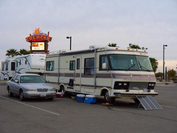 2010 02 Cocopah Casino (Yuma) AZ