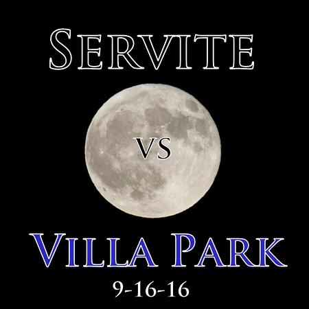 Servite vs Villa Park 9-16-16