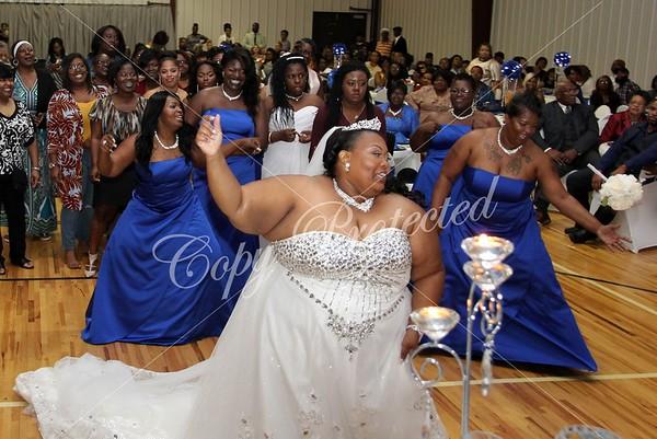 Tabby & Jerell Wedding
