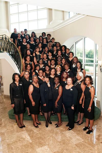 National Coalition of 100 Blckwomen 5th yr Anniversary Brunch @ The Ballantyne Resort 9-20-14 by Jon Strayhorn