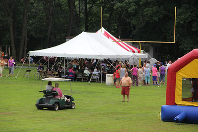 Cancer Survivor's Picnic, Simon Kramer Institute, New Philadelphia (7-21-2013)