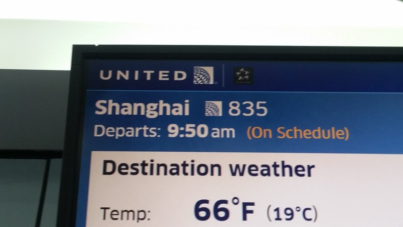 14.5 hours from Chicago to Shanghai.