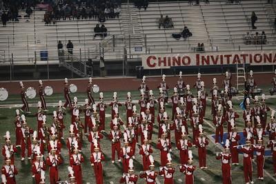 20151107 Chino Band Tournament