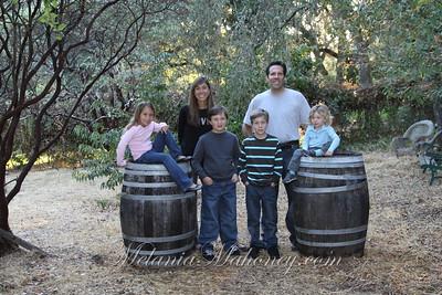 Costanzo Family Portrait