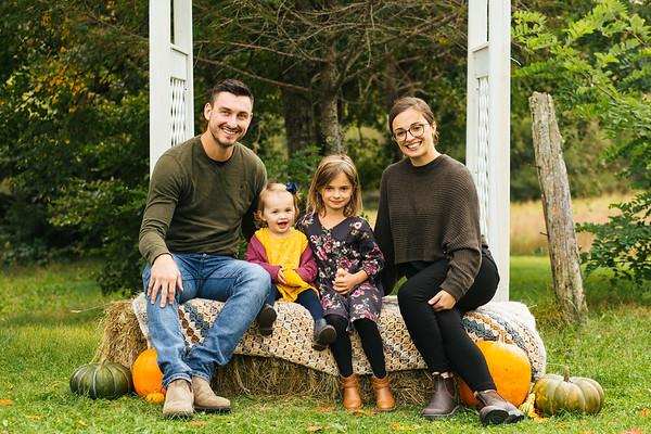 Fall Family Mini Sessions-The Hunters