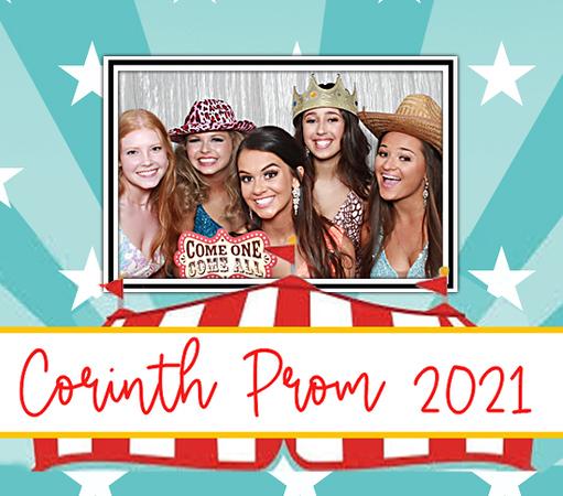 Corinth Prom 2021