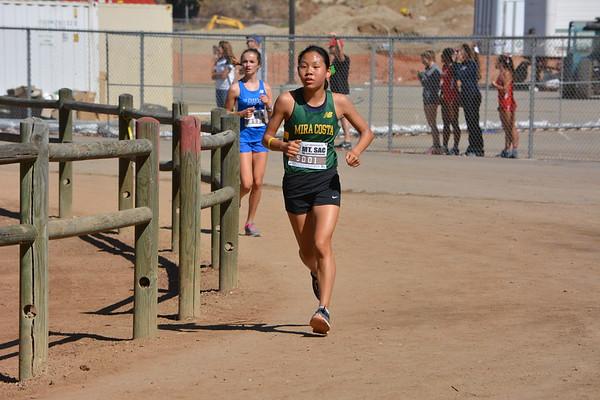 2017 Mt. SAC Girls D1 Freshman Race 44