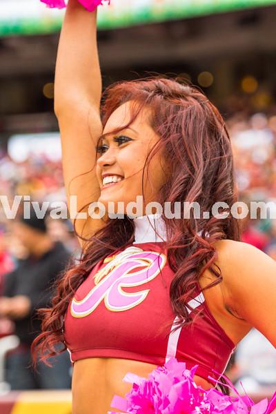 Football:  Washington Redskins vs Philadelphia Eagles 10.04.2015 (by Michael Hylton)