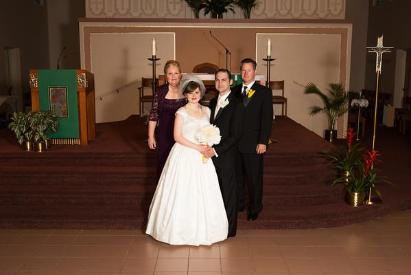 Chris and Karisa - Family
