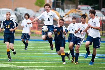 2011 Soccer Varsity Boys