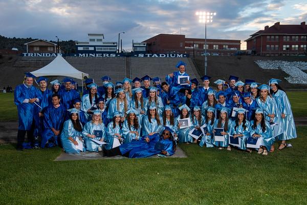 THS Class of 2020 Graduation July 3, 2020