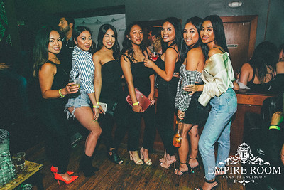 Follow Fridays @ Empire Room 9/14/2018