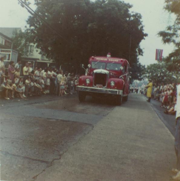 Labor Day - 1960  Gaithersburg, MD